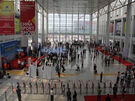 2013第31届体博会盛大开启
