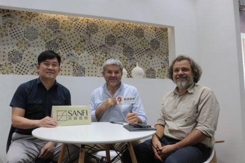 兴辉瓷砖·现代轻奢生活·震惊陶瓷行业: 三个月,70多个城市新店同时在建