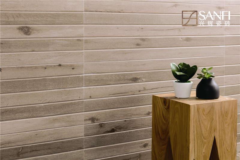 兴辉瓷砖魔术墙砖独有的现代轻奢生活质感